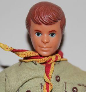 15 Voll original Mattel? Nein, ein kleiner Scout von Kenner